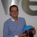 Christian Wild, neuer Sales Director Germany Uvex Sports.
