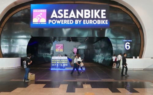 Feiert derzeit in Bangkok Premiere: Aseanbike powered by Eurobike.