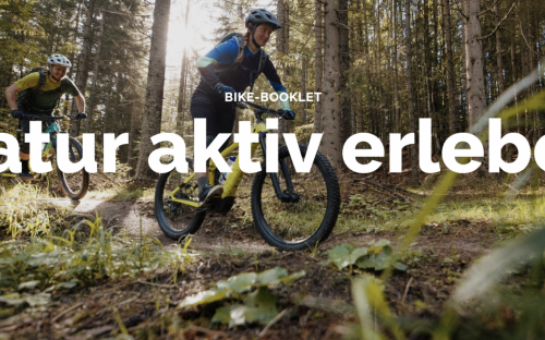 Neu: Bike-Booklet.