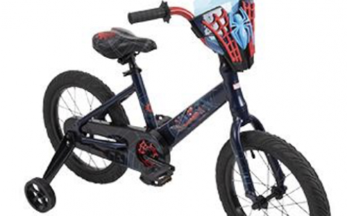 Neu: Spider-Man Kidsbike by Batch Bicycles.
