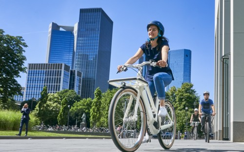 Premiere in »Mainhattan«: Urban Mobility Media Days by Eurobike.