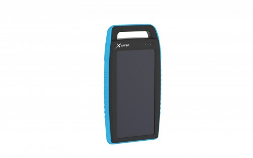 Das Modell »Powerbank plus Solar Black 15000mAh«.