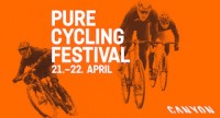 Canyon Pure Cycling Festival Logo.