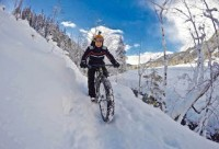 Fatbiking in der Steiermark