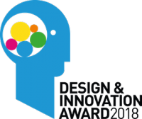 Design & Innovation Award 2018 Logo