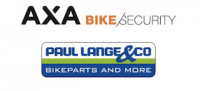 Axa Bike Security/Paul Lanfe Logos.