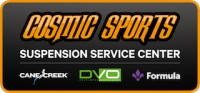 Cosmic Sports Suspension Service-Center.
