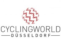Cyclingworld Düsseldorf Logo.