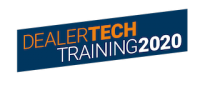 DealerTech Training 2020 Logo.