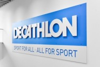 Decathlon Logo.