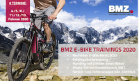 BMZ E-Bike Trainings 2020.