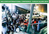 ECLF 2019 International Conference in Dublin.