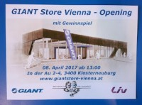 Giant Store Opening Vienna