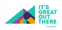 It's Great Out There Coalition Logo.