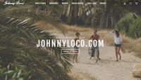 Johnny Loco - neue Webshop-Plattform.
