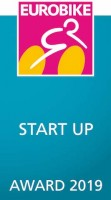 Eurobike Start-Up Award 2019 Logo.