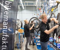 E-Bike-Produktion bei Cycle Union in Oldenburg