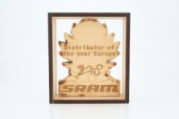 Sram-Award »Distributor of the Year«