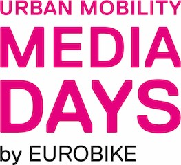 Neu: Urban Mobility Media Days by Eurobike  in Frankfurt/M.