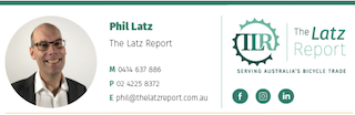 The Latz Report.