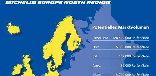 Michelin Europe North Region.