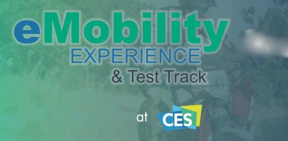 CES eMobility Experience & Test Track.