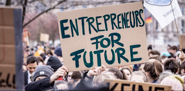 Entrepreneurs For Future.