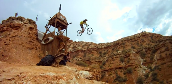 GoPro/Red Bull Rampage 2010