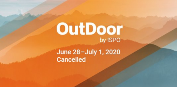 Outdoor by Ispo Logo.